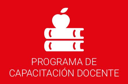 Programa capacitación docentes