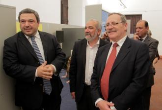 Autoridades de la Enseñanza participaron de la Feria Interactiva de Economía y Finanzas