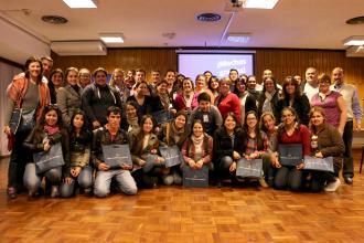 El Centro Regional de Profesores del Litoral participó de talleres del Programa BCUEduca