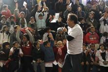 La FIEF en San José: compacta, con lluvia y muchísimo entusiasmo
