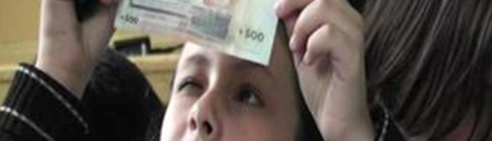 Proyecto «Tesoro»- Detectives de sus propios billetes.