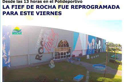 FIEF, Rocha